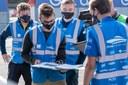 Koninklijke inhuldiging nieuwe zonnewagen afgelast wegens watersnood